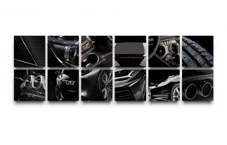 20x20cm 12 Panel Collection
