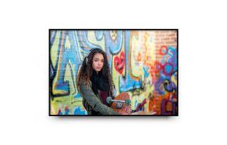Framed 60x40cm